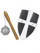 Kit de chevalier bouclier + fl�au