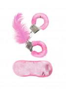 Vous aimerez aussi : Kit fourrure rose adulte
