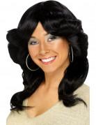 Vous aimerez aussi : Perruque noire ann�es 70 femme