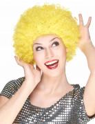 Vous aimerez aussi : Perruque afro jaune adulte