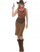 Vous aimerez aussi : D�guisement cowgirl femme
