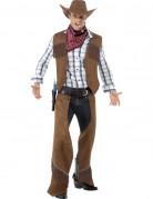 Wilder Westen Cowboy-Kost�m f�r Herren