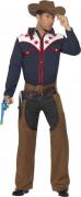 Wild West Cowboy-Kost�m f�r Herren