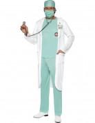 Disfraz doctor hombre