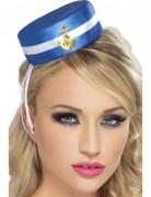 Anche ti piacer� : Mini cappello Marinaio Donna