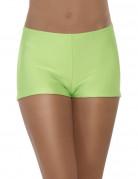 Panty verde mujer
