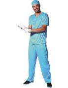 D�guisement chirurgien manches courtes homme