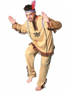 D�guisement indien d'Am�rique homme