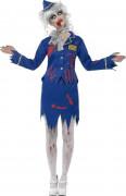También te gustará : Disfraz de zombi azafata mujer Halloween