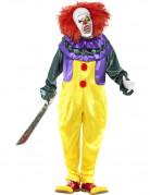 D�guisement clown terrifiant adulte