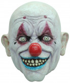 Masque clown chauve adulte