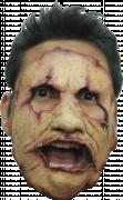 Ihnen gefällt sicherlich auch : Massenm�rder-Halbmaske Halloween