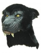 Misschien ook leuk... : Panther masker voor volwassen