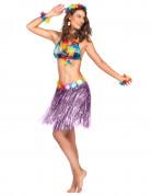 También te gustará : Falda hawaiana corta violeta