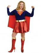 Supergirl�-Kost�m gro�e Gr��e