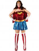 Ihnen gefällt sicherlich auch : Wonder Woman�-Kost�m f�r Damen Gro�e Gr��e
