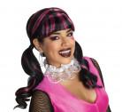Vous aimerez aussi : Perruque Draculaura Monster High� femme
