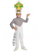 D�guisement King Julien Madagascar� enfant