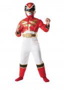 Ihnen gefällt sicherlich auch : Rotes Power Rangers Megaforce™-Kost�m f�r Jungen
