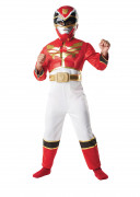También te gustará : Disfraz Power Rangers Megaforce�  rojo infantil