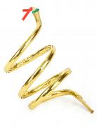 Bracelet serpent dor�