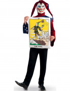 Joker-Karten-Kost�m f�r Erwachsene