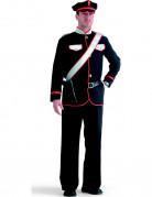 Carabinieri-Kost�m f�r Herren