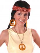 También te gustará : Pendientes y collar hippie naranja