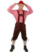 D�guisement traditionnel bavarois homme pantalon marron