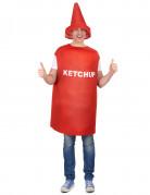 D�guisement pot de ketchup adulte