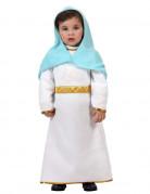 Disfraz de Virgen Mar�a beb� Navidad