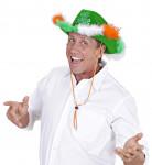 Sombrero de vaquero tr�bol San Patricio adulto