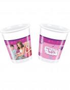 Também vai gostar : 8 copos pl�stico Violetta�