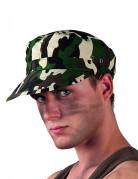Anche ti piacer� : Cappello con visiera militare adulto