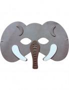 M�scara de elefante ni�o o ni�a