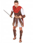 Disfarce gladiador homem