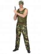 Costume militare uomo Milano