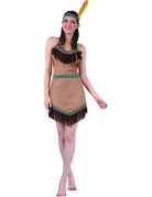 Costume da indiana donna Roma
