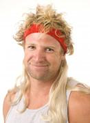 Ihnen gefällt sicherlich auch : Vokuhila Stirnband rot Mulletonthego�