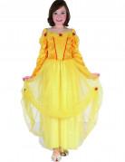 D�guisement princesse jaune fille