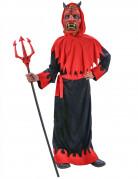 Disfraz de diablo ni�o