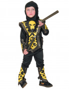 D�guisement ninja jaune gar�on
