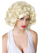 Peluca Marilyn mujer