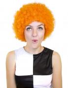 Ihnen gefällt sicherlich auch : Orange Clown Per�cke f�r Erwachsene