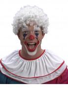 Ihnen gefällt sicherlich auch : Wei�e Clown Per�cke f�r Erwachsene