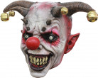 Masque de clown bouffon