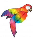 D�coration perroquet