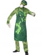 D�guisement zombie chercheur nucl�aire homme Halloween