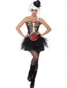 También te gustará : Disfraz de esqueleto pecho abierto mujer Halloween