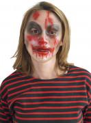 Anche ti piacer� : Maschera trasparente halloween donna